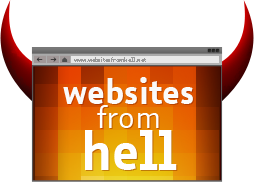 websites from hell